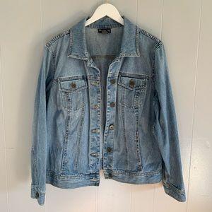 Style&Co} Denim Jacket